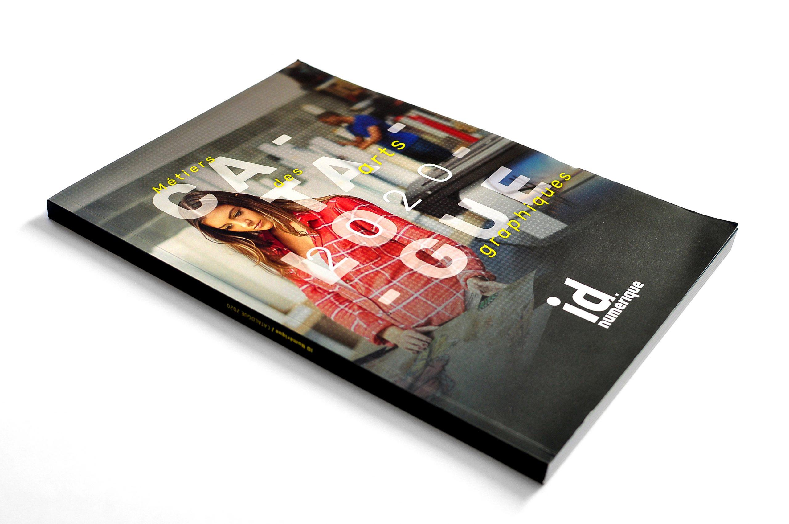 catalogue produit imprimerie