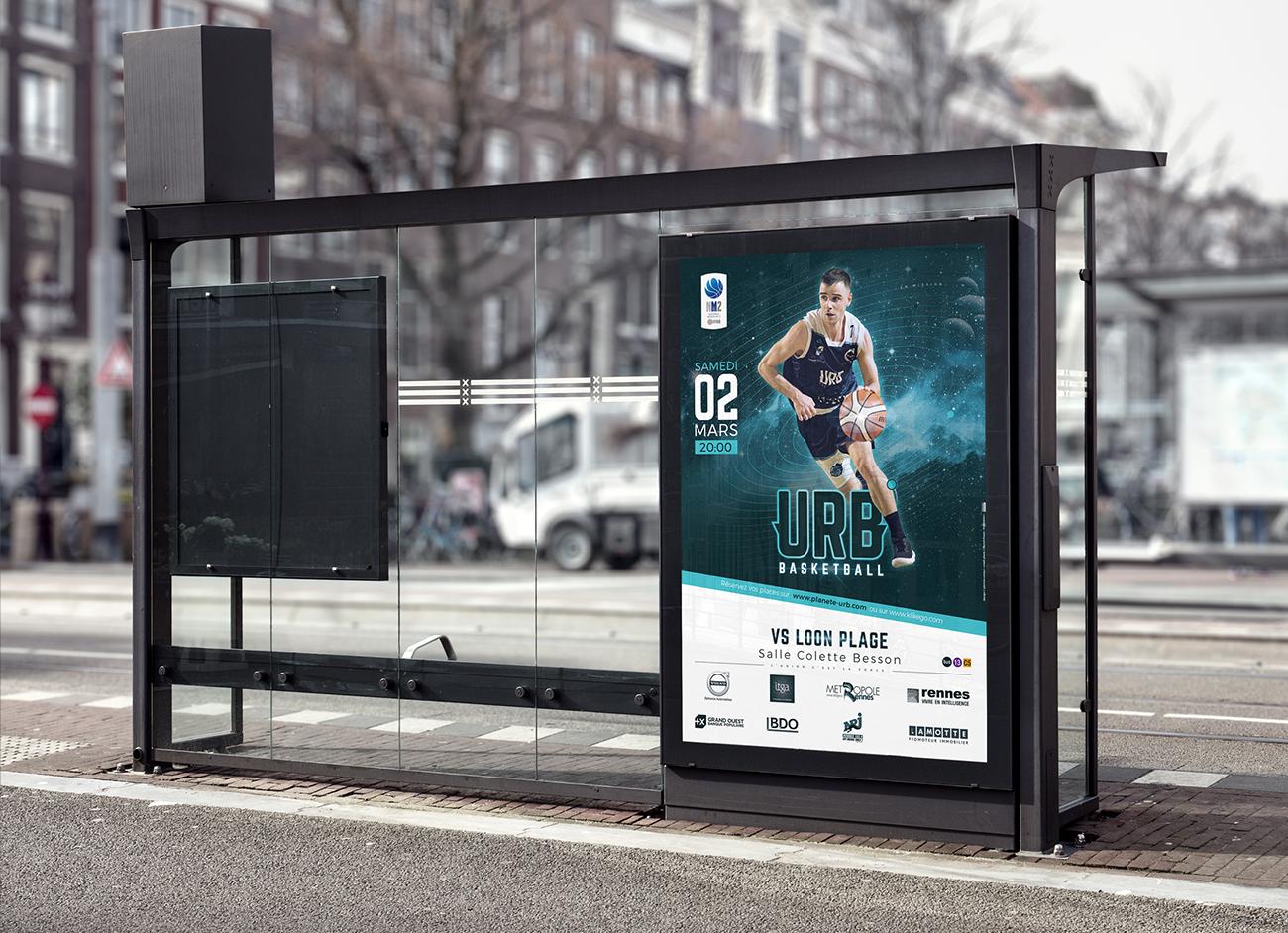 affiches matchs basket